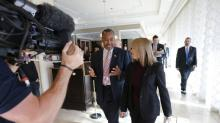 On the road with Dr. Ben Carson