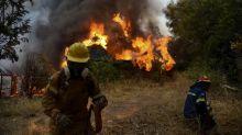 Grèce, Turquie, Italie: les incendies ravagent le bassin méditerranéen