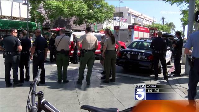 Report of Toddler Abduction in Santa Monica `Unfounded`: City