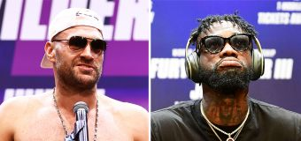 'Bizarre stuff': Fury and Wilder in 'horrible' face-off