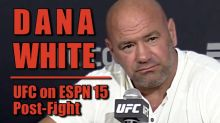 Dana White confirms Frankie Edgar a contender, Tony Ferguson's next fight