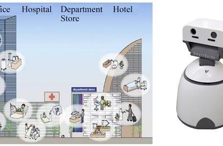 Robotic smart buildings under development in Japan, J.G. Ballard says 'told ya'
