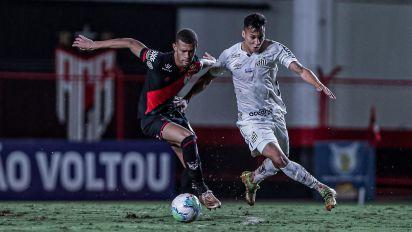 Santos x Atlético-GO: onde assistir ao vivo, prováveis escalações, hora e local; Dragão com vários problemas