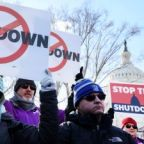 No end in sight to record-setting government shutdown