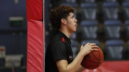 LaMelo faced down years of haters to get here
