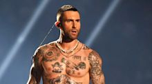 Super Bowl fans outraged over half time show double standards: 'Why can Adam Levine show his nipples but not Janet Jackson?'