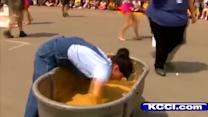 Iowa State Fair outhouse races