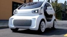World's first 3D-printed car due on roads in 2019