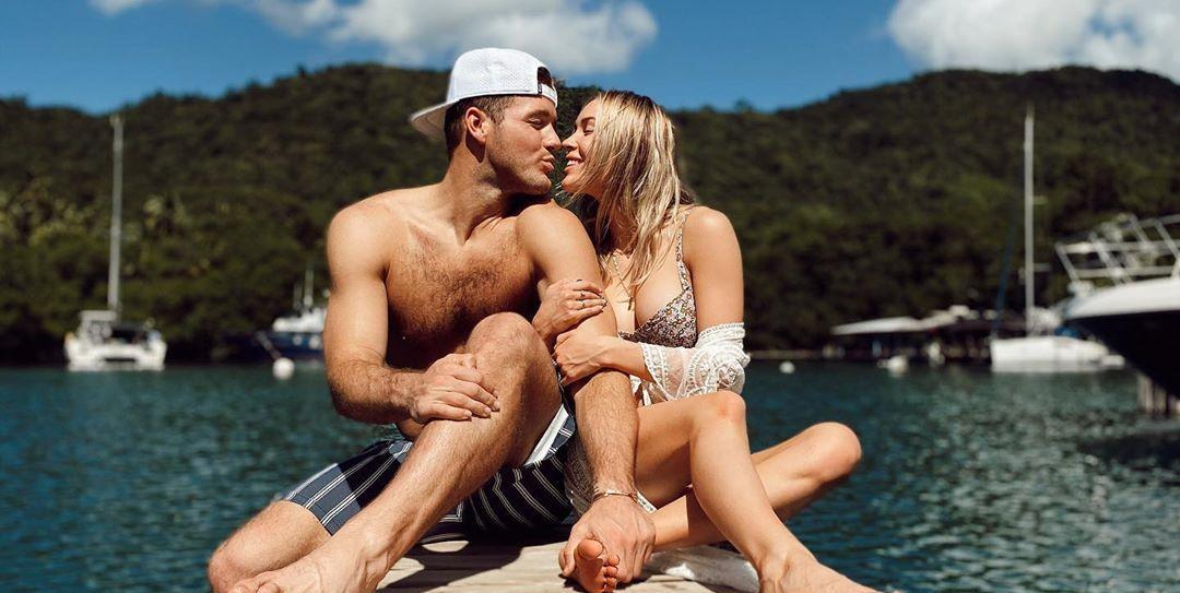 """Cassie Randolph Accuses Colton Underwood of Attempting to """"Monetize"""" Their Breakup"""