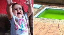 Disturbing twist after toddler found dead in pool