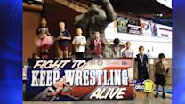 Good Sports: 12 Year Old Girl Wrester Dominates Boys