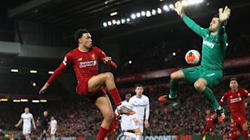 18 straight wins! Liverpool ties City's EPL record