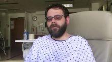 'Saw love of God' through doctors, nurses: Cleveland patient