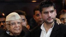 N D Tiwari's son Rohit Shekhar: Advocate whose career was overshadowed by paternity suit