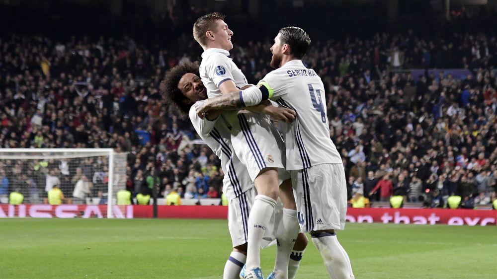 """Kroos: """"La combinación con Ramos está siendo especial"""""""