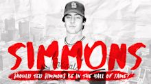 Should Ted Simmons be in the Hall of Fame?