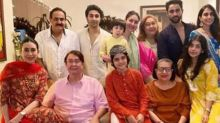 Karisma Kapoor celebrates Ganpati Puja with Kareena Kapoor & Taimur Ali Khan; check out
