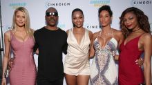 Eddie Murphy Hits the Red Carpet With His Girlfriend and Ex-Wife at Daughter Bria's Movie Premiere