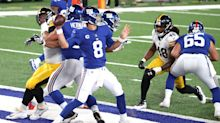 Giants dropped by Steelers, 26-16: Instant analysis