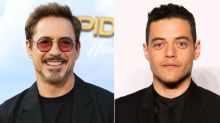 Robert Downey Jr. Praises Friend Rami Malek's 'Hardworking' Immigrant Parents in Moving Essay