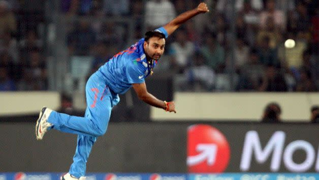 Mishra has a phenomenal ODI record to his name