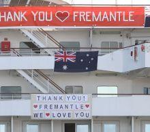 Coronavirus: Artania cruise ship stand-off continues in Australia