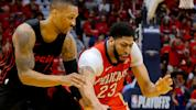 Follow live: Pelicans go for sweep of Blazers