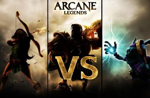 Arcane Legends adds capture the flag