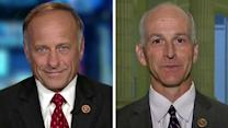 Reps. King, Smith debate raising the debt ceiling