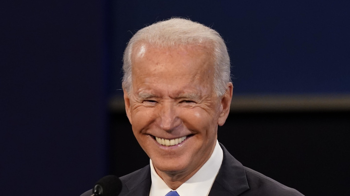 Poll: Biden's lead over Trump is his biggest yet