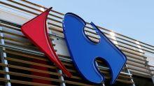 Retailer Carrefour raises cost savings goal as 2019 core profits rise