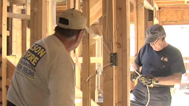 North Carolina volunteers save CLE home 2