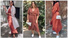 The $25 Kmart dress that's flying off the shelves