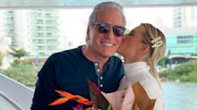 Roberto Justus e Ana Paula Siebert comemoram compra de iate: 'Realizando um sonho'
