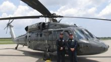 Sikorsky Delivers First Black Hawk Helicopter to the City of San Diego Fire-Rescue Department