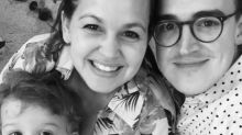 Giovanna And Tom Fletcher Under Fire For Putting 'Girls' Trainers' On Son Buzz