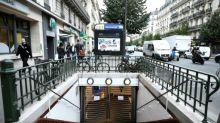 Caos en París por huelga de transporte contra la reforma de las pensiones