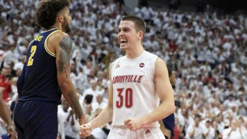 Louisville cements No. 1 ranking after latest win