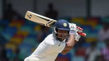 Cheteshwar Pujara slams a century on home debut for Nottinghamshire
