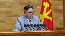 North Korea is 'in the early stages of another missile test'