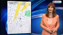 Margaret's Weather Picture for April 19