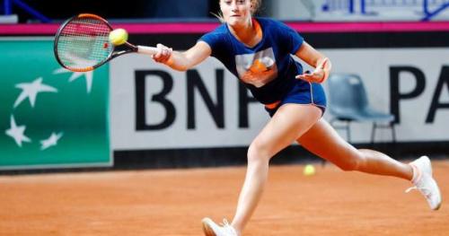 Tennis - WTA - Stuttgart - Kristina Mladenovic passe le 1er tour et retrouve Angelique Kerber