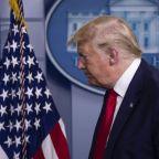 Trump fires intelligence community watchdog who handled Ukraine complaint