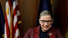 Ruth Bader Ginsburg: US Supreme Court judge hospitalised with suspected infection