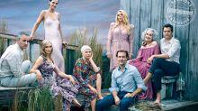 Elenco de 'Dawson's Creek' faz ensaio fotográfico comemorando 20 anos de estreia da série