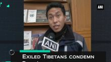 Exiled Tibetans condemn China's double standards on militancy