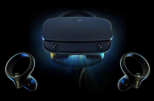 The new Oculus Rift S arrives this spring for $399