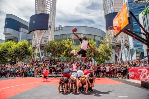 11th Annual Nike Basketball 3ON3 Tournament at L.A. LIVE Concludes With Olympic Hopefuls One Step Closer to 2020 Tokyo Games