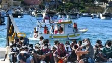 Italy's Lampedusa new target of far-right anger over migrants