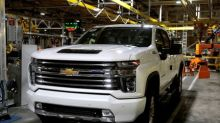 GM to invest $150 million to boost heavy-duty pickup truck production